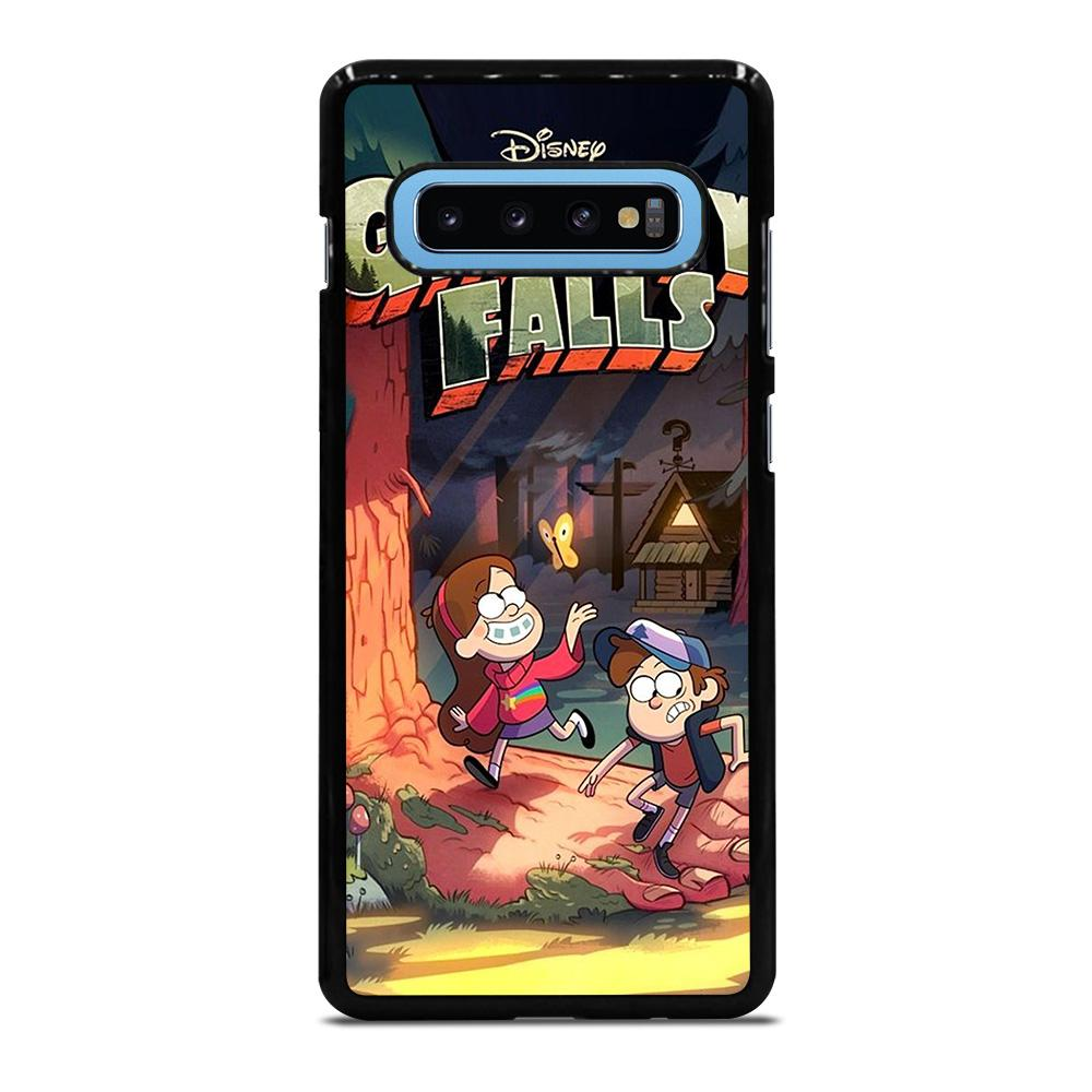 coque custodia cover fundas hoesjes j3 J5 J6 s20 s10 s9 s8 s7 s6 s5 plus edge D25636 GRAVITY FALLS #1 Samsung Galaxy S10 Plus Case