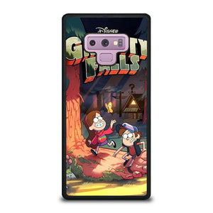 coque custodia cover fundas hoesjes j3 J5 J6 s20 s10 s9 s8 s7 s6 s5 plus edge D25632 GRAVITY FALLS #1 Samsung Galaxy Note 9 Case