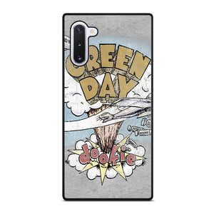 coque custodia cover fundas hoesjes j3 J5 J6 s20 s10 s9 s8 s7 s6 s5 plus edge D25711 GREEN DAY DOOKIE Samsung Galaxy Note 10 Case