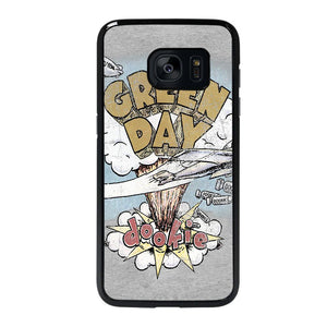 coque custodia cover fundas hoesjes j3 J5 J6 s20 s10 s9 s8 s7 s6 s5 plus edge D25724 GREEN DAY DOOKIE Samsung galaxy s7 edge Case
