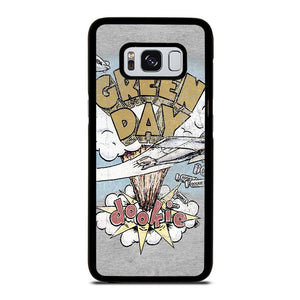 coque custodia cover fundas hoesjes j3 J5 J6 s20 s10 s9 s8 s7 s6 s5 plus edge D25725 GREEN DAY DOOKIE Samsung Galaxy S8 Case