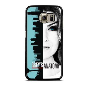 coque custodia cover fundas hoesjes j3 J5 J6 s20 s10 s9 s8 s7 s6 s5 plus edge D25770 GREYS ANATOMY MEREDITH Samsung Galaxy S6 Case