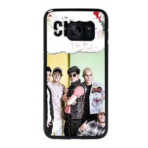 coque custodia cover fundas hoesjes j3 J5 J6 s20 s10 s9 s8 s7 s6 s5 plus edge D25802 GROUP CNCO Samsung Galaxy s7 edge Case