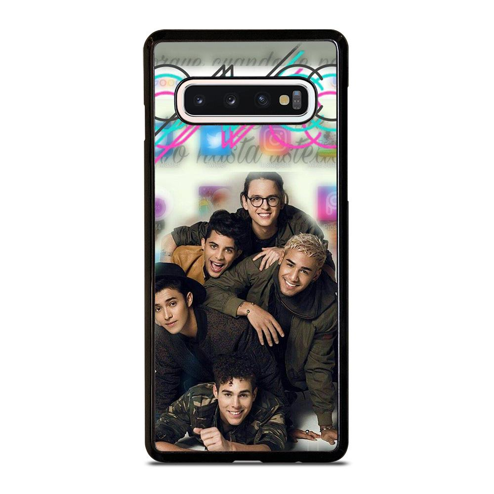 coque custodia cover fundas hoesjes j3 J5 J6 s20 s10 s9 s8 s7 s6 s5 plus edge D25784 GROUP CNCO 1 Samsung Galaxy S10 Case