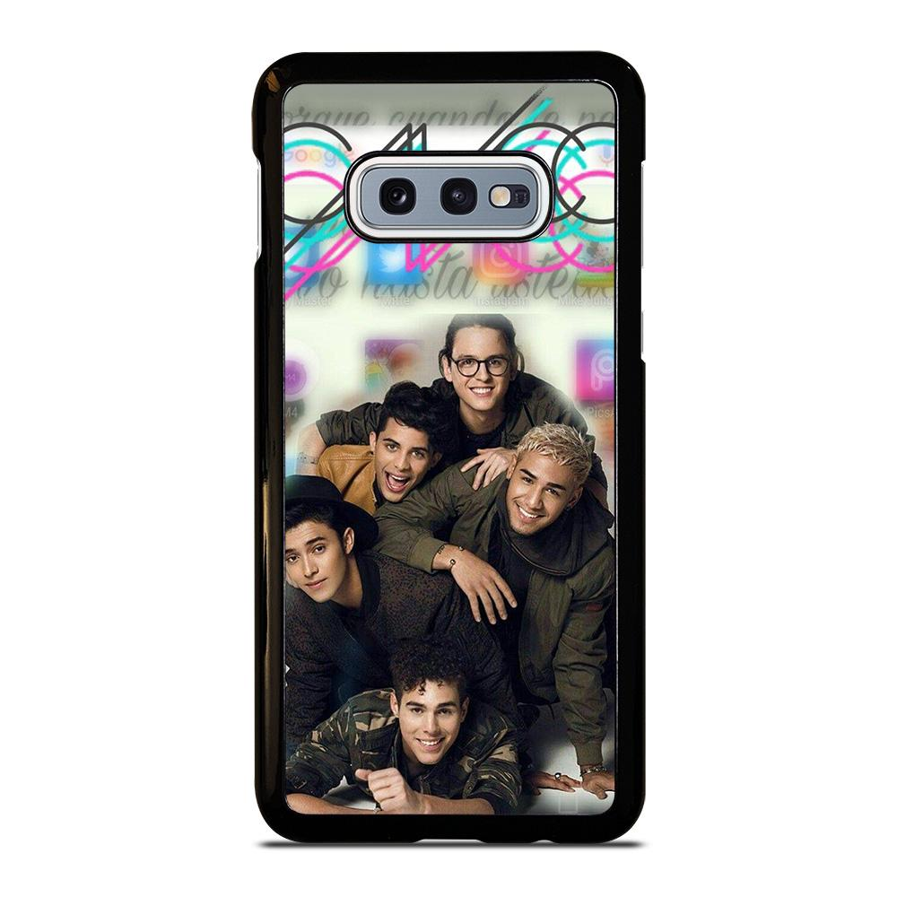 coque custodia cover fundas hoesjes j3 J5 J6 s20 s10 s9 s8 s7 s6 s5 plus edge D25785 GROUP CNCO 1 Samsung Galaxy S10 e Case