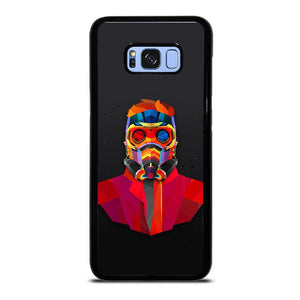 coque custodia cover fundas hoesjes j3 J5 J6 s20 s10 s9 s8 s7 s6 s5 plus edge D25822 GUARDIANS OF THE GALAXY STAR LORD Samsung Galaxy S8 Plus Case