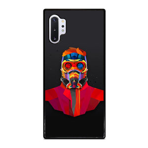 coque custodia cover fundas hoesjes j3 J5 J6 s20 s10 s9 s8 s7 s6 s5 plus edge D25808 GUARDIANS OF THE GALAXY STAR LORD Samsung Galaxy Note 10 Plus Case