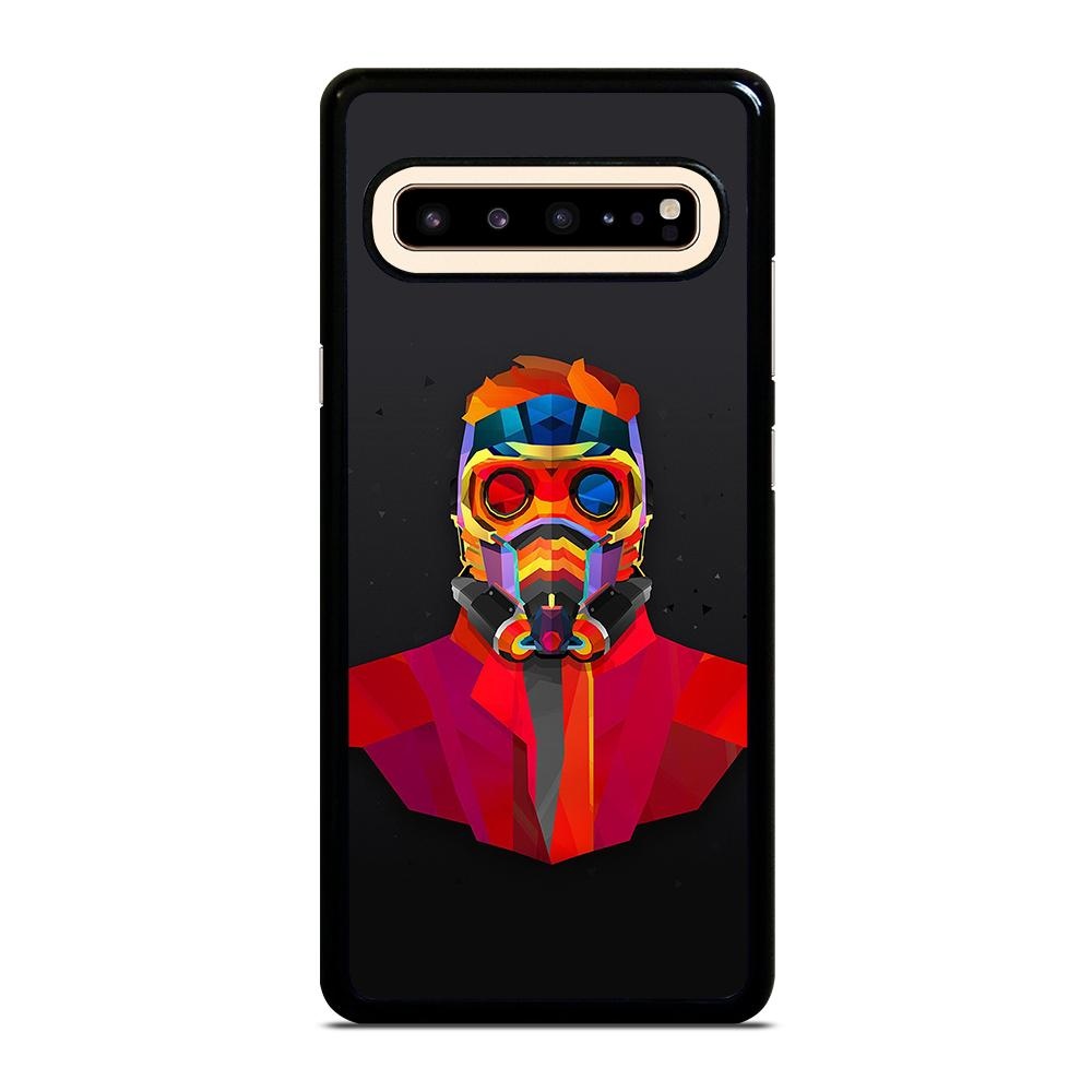 coque custodia cover fundas hoesjes j3 J5 J6 s20 s10 s9 s8 s7 s6 s5 plus edge D25812 GUARDIANS OF THE GALAXY STAR LORD Samsung Galaxy S10 5G Case