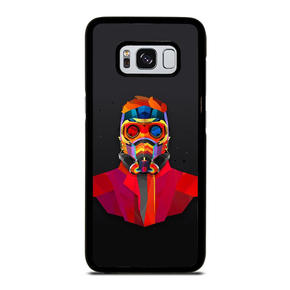 coque custodia cover fundas hoesjes j3 J5 J6 s20 s10 s9 s8 s7 s6 s5 plus edge D25821 GUARDIANS OF THE GALAXY STAR LORD Samsung Galaxy S8 Case