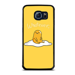 coque custodia cover fundas hoesjes j3 J5 J6 s20 s10 s9 s8 s7 s6 s5 plus edge D25871 GUDETAMA #4 Samsung Galaxy S6 Edge Case