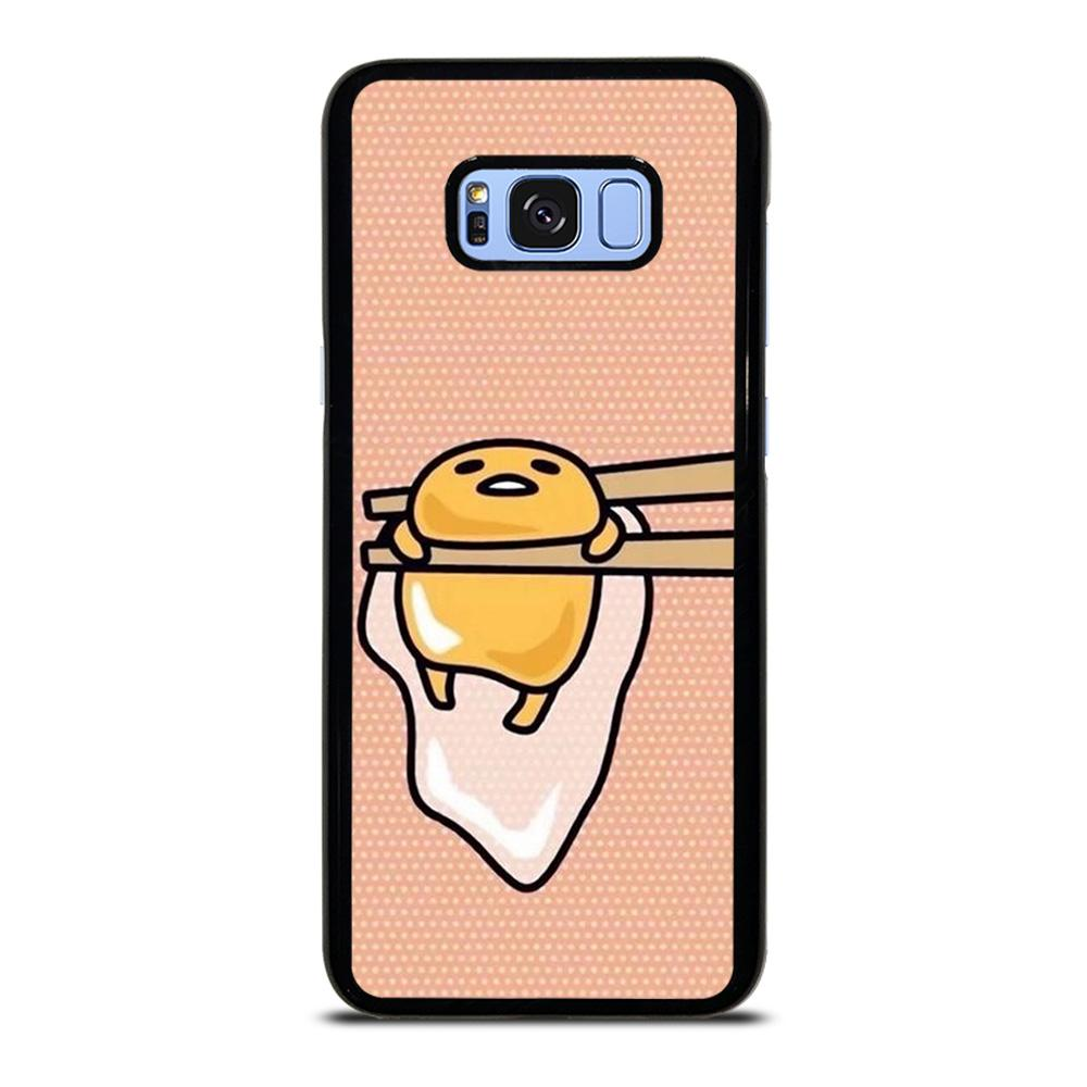 coque custodia cover fundas hoesjes j3 J5 J6 s20 s10 s9 s8 s7 s6 s5 plus edge D25904 GUDETAMA LAZY EGG CUTE 2 Samsung Galaxy S8 Plus Case