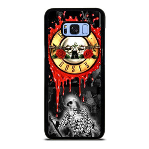 coque custodia cover fundas hoesjes j3 J5 J6 s20 s10 s9 s8 s7 s6 s5 plus edge D26016 GUNS AND ROSES GNR Samsung Galaxy S8 Plus Case