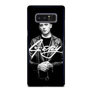 coque custodia cover fundas hoesjes j3 J5 J6 s20 s10 s9 s8 s7 s6 s5 plus edge D24884 G EAZY #6 Samsung Galaxy Note 8 Case