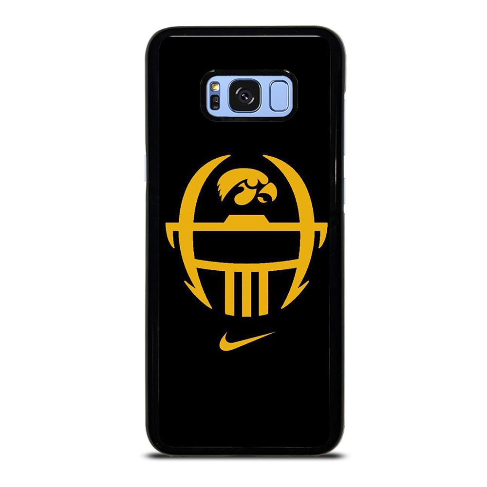 coque custodia cover fundas hoesjes j3 J5 J6 s20 s10 s9 s8 s7 s6 s5 plus edge D27912 IOWA HAWKEYES #5 Samsung Galaxy S8 Plus Case