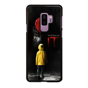 coque custodia cover fundas hoesjes j3 J5 J6 s20 s10 s9 s8 s7 s6 s5 plus edge D27996 IT PENNYWISE CLOWN Samsung Galaxy S9 Plus Case