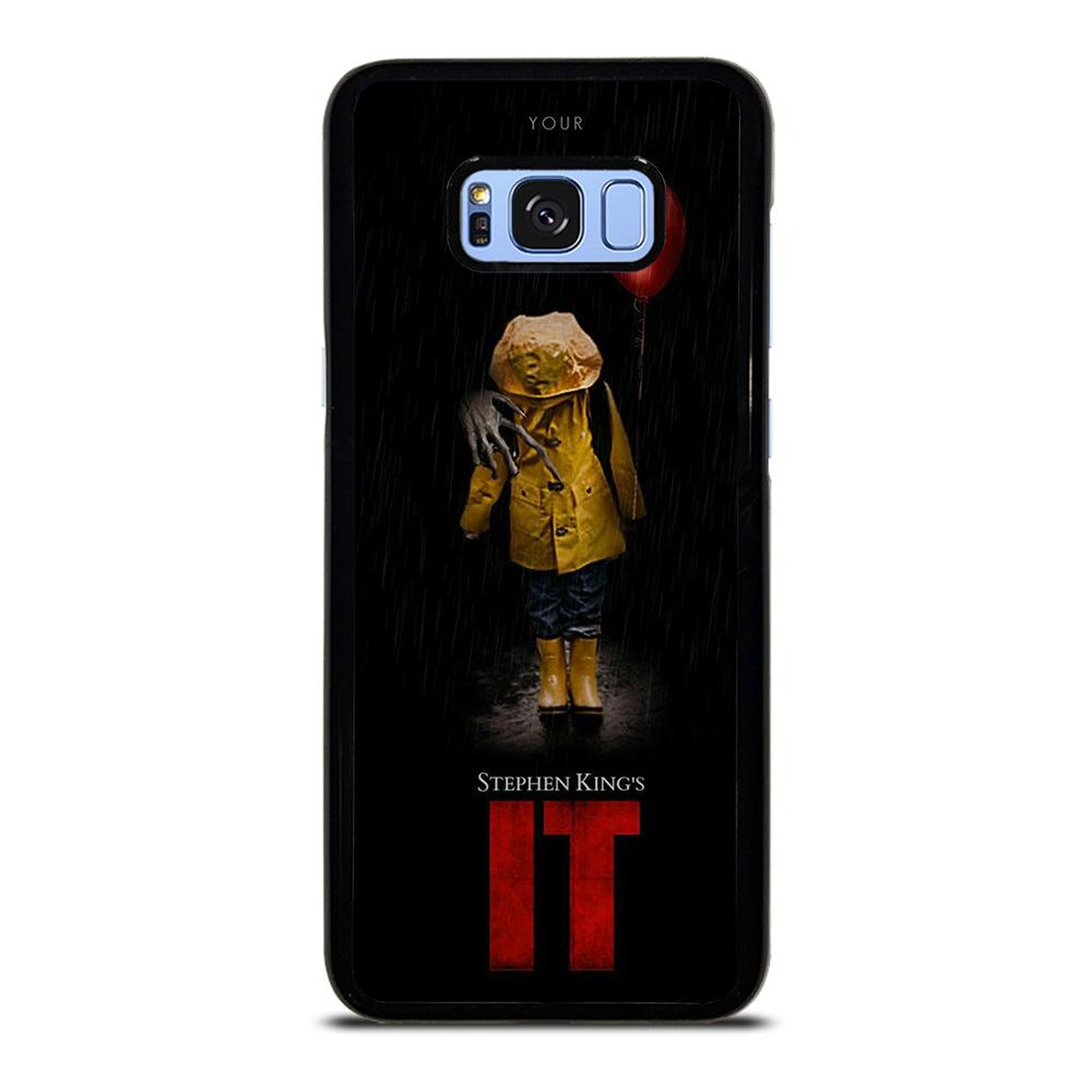 coque custodia cover fundas hoesjes j3 J5 J6 s20 s10 s9 s8 s7 s6 s5 plus edge D27980 IT PENNYWISE CLOWN 1 Samsung Galaxy S8 Plus Case