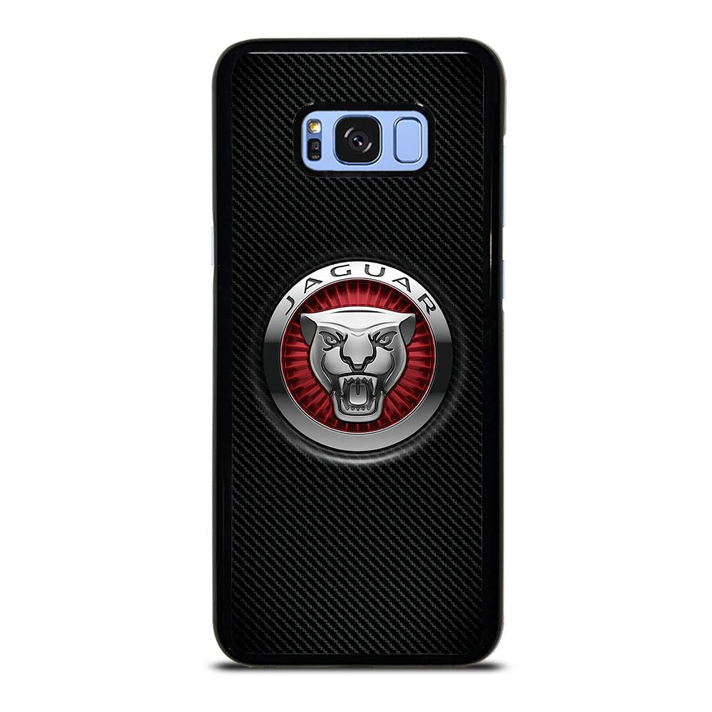 coque custodia cover fundas hoesjes j3 J5 J6 s20 s10 s9 s8 s7 s6 s5 plus edge D28221 JAGUAR LOGO Samsung Galaxy S8 Plus Case