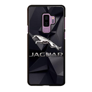 coque custodia cover fundas hoesjes j3 J5 J6 s20 s10 s9 s8 s7 s6 s5 plus edge D28174 JAGUAR LOGO 2 Samsung Galaxy S9 Plus Case