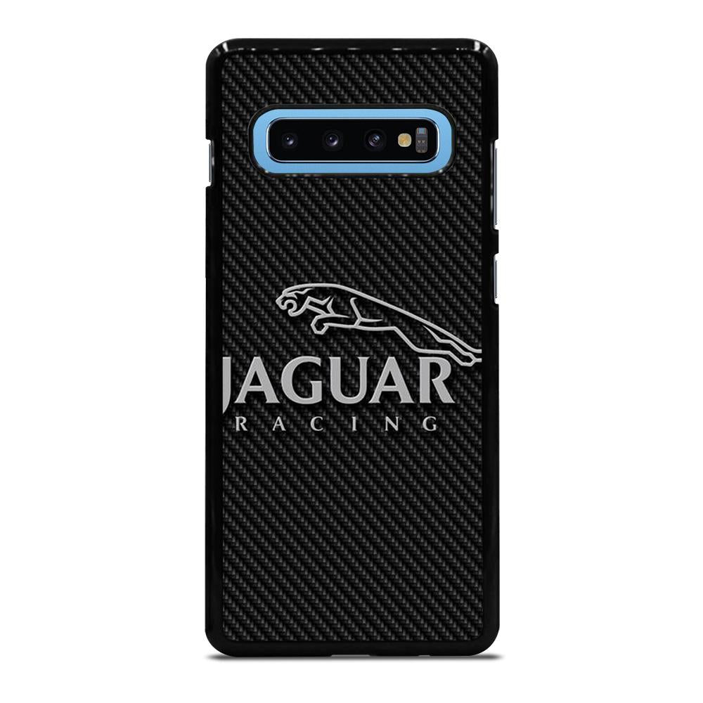 coque custodia cover fundas hoesjes j3 J5 J6 s20 s10 s9 s8 s7 s6 s5 plus edge D28182 JAGUAR LOGO 3 Samsung Galaxy S10 Plus Case