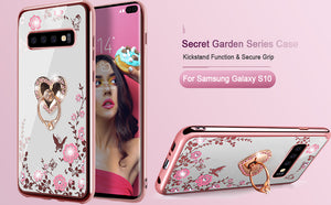 Secret Garden Coque Samsung S10