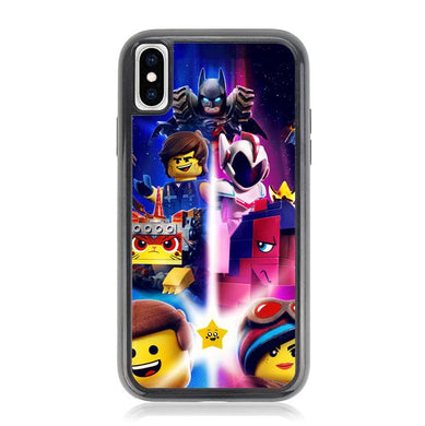 The Lego Movie Z4365 iPhone XS Max coque