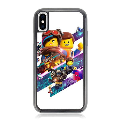 The Lego Z4366 iPhone XS Max coque