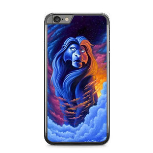 The Lion King Z4902 iPhone 6 Plus, 6S Plus coque