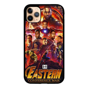 The NBA Avengers NBA MOVIE STAR CrossOver Z4462 iPhone 11 Pro Max coque