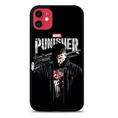 The Punisher Z4262 iPhone 11 coque
