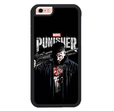 The Punisher Z4262 iPhone 6 , 6S coque