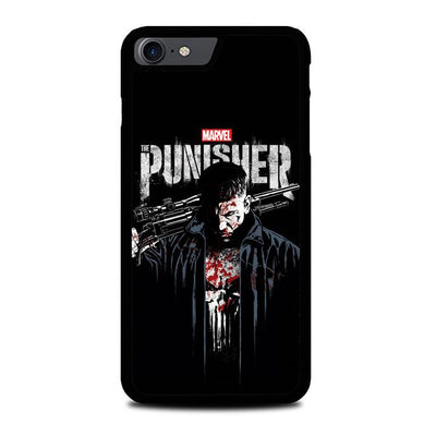 The Punisher Z4262 iPhone 7 , iPhone 8 coque