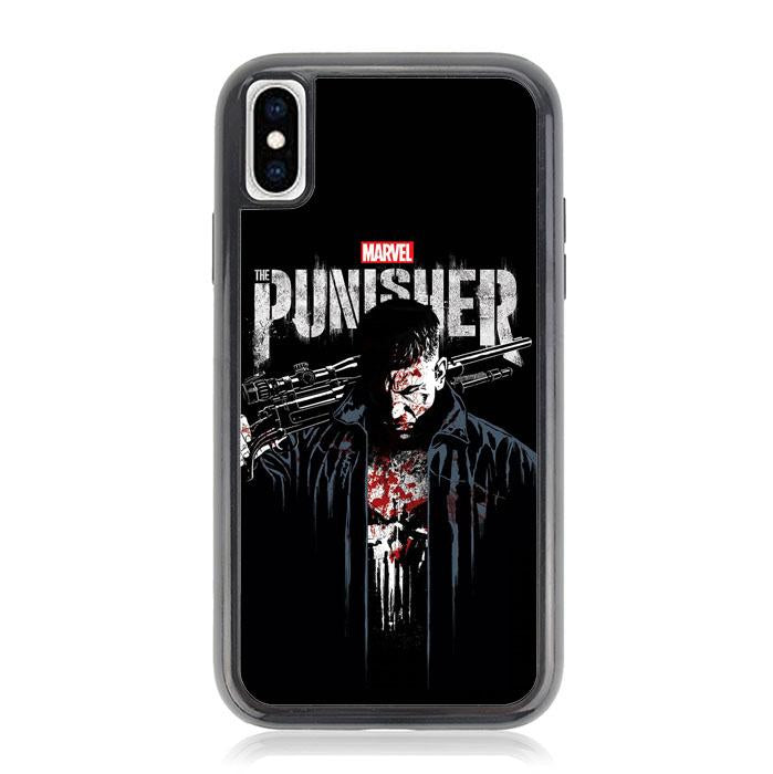 The Punisher Z4262 iPhone XS Max coque