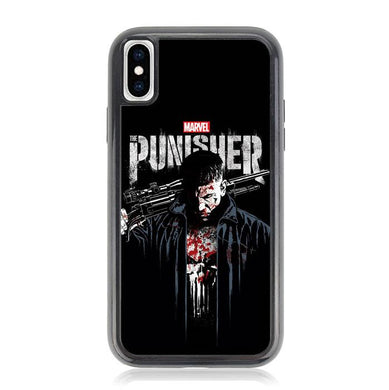 The Punisher Z4262 iPhone X, XS coque