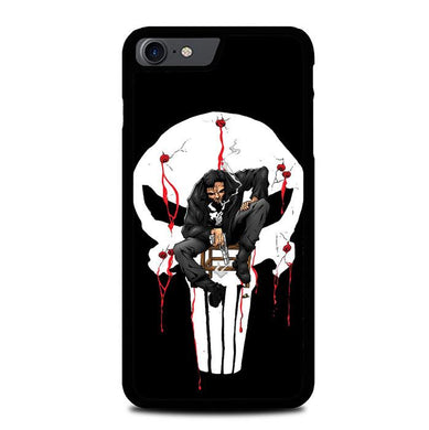 The Punisher Z4265 iPhone 7 , iPhone 8 coque