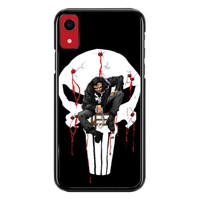 The Punisher Z4265 iPhone XR coque