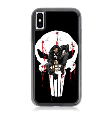 The Punisher Z4265 iPhone X, XS coque