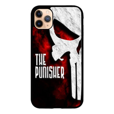 The Punisher logo Z4264 iPhone 11 Pro coque