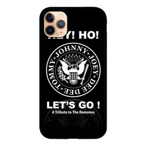 The Ramones Hey Ho Z3501 iPhone 11 Pro Max coque