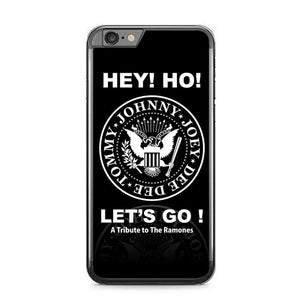 The Ramones Hey Ho Z3501 iPhone 6 Plus, 6S Plus coque