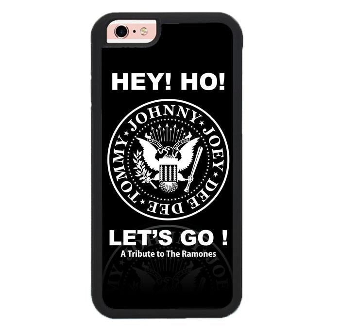 The Ramones Hey Ho Z3501 iPhone 6 , 6S coque