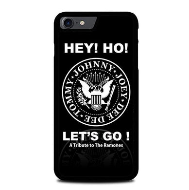 The Ramones Hey Ho Z3501 iPhone 7 , iPhone 8 coque