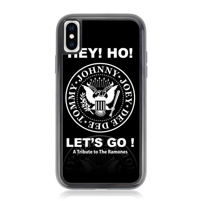 The Ramones Hey Ho Z3501 iPhone XS Max coque