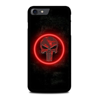 The punisher Skul Logo Z4268 iPhone 7 , iPhone 8 coque