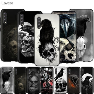 The Raven Coque Samsung S10