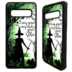 Wicked Coque Samsung S10