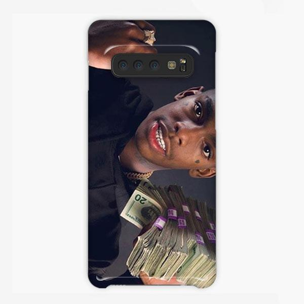 Coque Samsung galaxy S5 S6 S7 S8 S9 S10 S10E Edge Plus Ynw Melly Rapper 2 Money