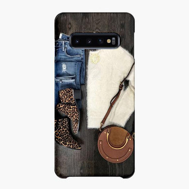 Coque Samsung galaxy S5 S6 S7 S8 S9 S10 S10E Edge Plus Zoe Sugg Flat Lays Come To Life