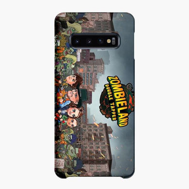 Coque Samsung galaxy S5 S6 S7 S8 S9 S10 S10E Edge Plus Zombieland Double Tapper