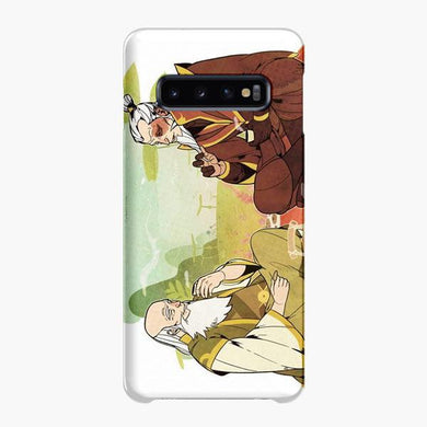Coque Samsung galaxy S5 S6 S7 S8 S9 S10 S10E Edge Plus Zuko And Iroh Having Tea In The Spirit World