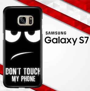 Dont Touch my phone S0030 coque Samsung Galaxy S7